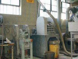Crushing and grinding equipment